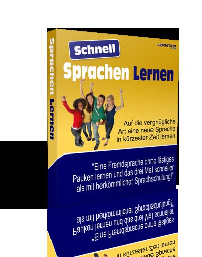 Schnell Sprachen lernen mit diesem Ebook