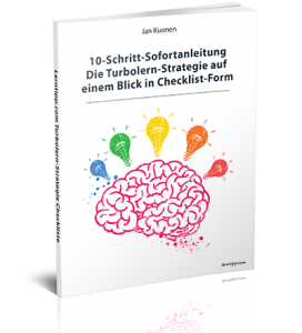 Turbolern Strategie Checkliste