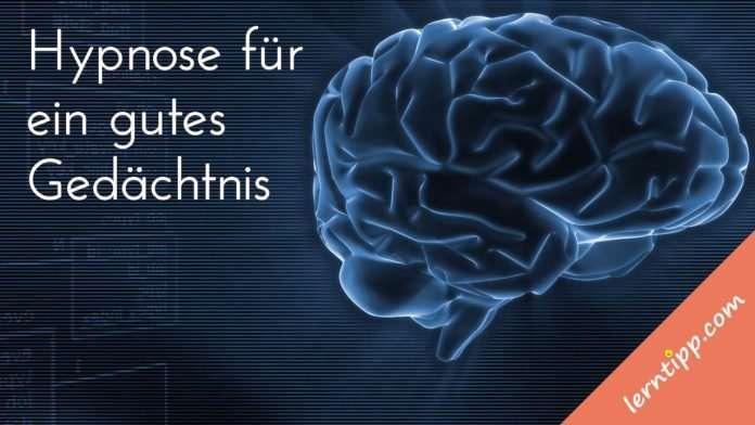 Gedächtnis verbessern durch Hypnose und NLP